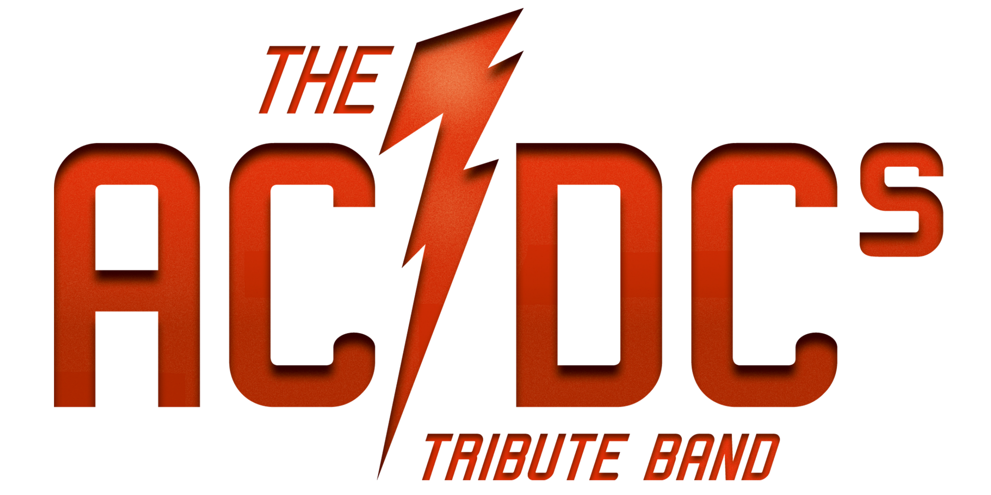 Website der The AC/DCs Tribute Band